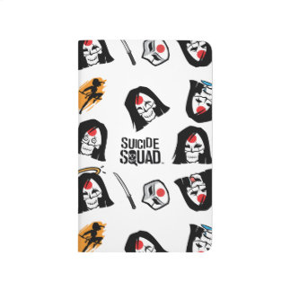 Suicide Squad | Katana Emoji Pattern Journal