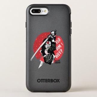 "Suicide Squad | Katana ""For Him I Weep"" OtterBox Symmetry iPhone 8 Plus/7 Plus Case"