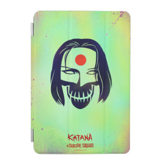 Suicide Squad | Katana Head Icon iPad Mini Cover