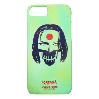 Suicide Squad | Katana Head Icon iPhone 8/7 Case