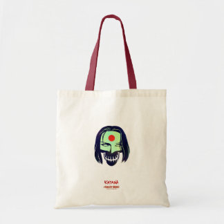 Suicide Squad | Katana Head Icon Tote Bag