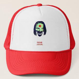 Suicide Squad | Katana Head Icon Trucker Hat