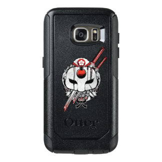 Suicide Squad | Katana Mask & Swords Tattoo Art OtterBox Samsung Galaxy S7 Case