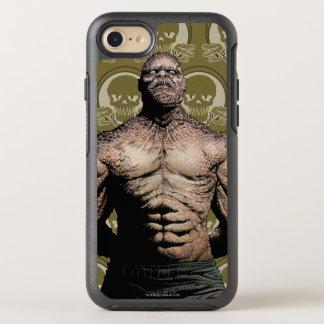 Suicide Squad | Killer Croc Comic Book Art OtterBox Symmetry iPhone 8/7 Case