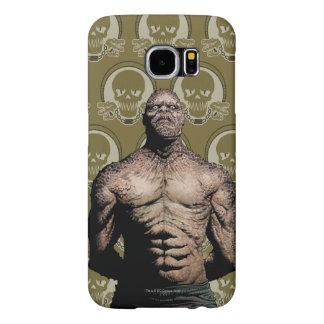 Suicide Squad | Killer Croc Comic Book Art Samsung Galaxy S6 Cases