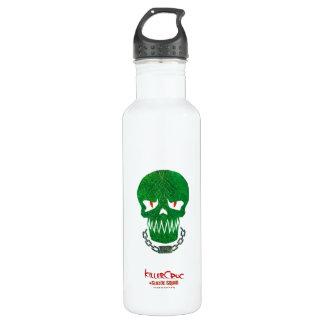 Suicide Squad | Killer Croc Head Icon 710 Ml Water Bottle