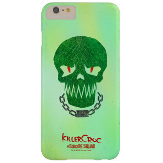 Suicide Squad | Killer Croc Head Icon Barely There iPhone 6 Plus Case