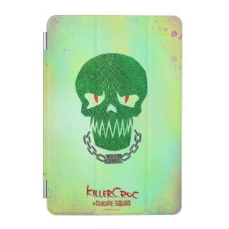 Suicide Squad | Killer Croc Head Icon iPad Mini Cover
