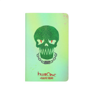 Suicide Squad | Killer Croc Head Icon Journal
