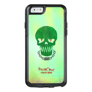 Suicide Squad | Killer Croc Head Icon OtterBox iPhone 6/6s Case