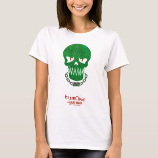 Suicide Squad | Killer Croc Head Icon T-Shirt