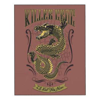 Suicide Squad | Killer Croc Tattoo