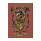Suicide Squad | Killer Croc Tattoo Canvas Print