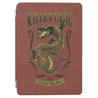 Suicide Squad | Killer Croc Tattoo iPad Air Cover