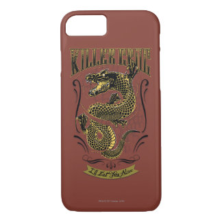 Suicide Squad | Killer Croc Tattoo iPhone 8/7 Case