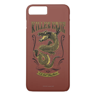 Suicide Squad | Killer Croc Tattoo iPhone 8 Plus/7 Plus Case