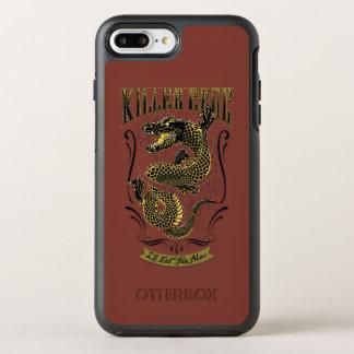Suicide Squad | Killer Croc Tattoo OtterBox Symmetry iPhone 8 Plus/7 Plus Case