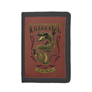 Suicide Squad | Killer Croc Tattoo Trifold Wallet