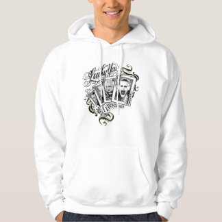 "Suicide Squad | ""Lucky You"" Playing Cards Hoodie"
