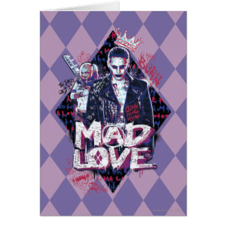 Suicide Squad | Mad Love Card