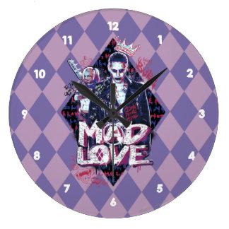Suicide Squad | Mad Love Clock