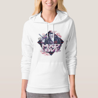 Suicide Squad | Mad Love Hoodie