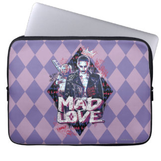 Suicide Squad | Mad Love Laptop Sleeve