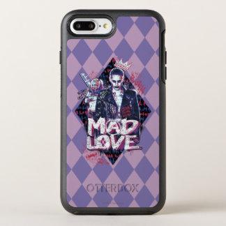 Suicide Squad | Mad Love OtterBox Symmetry iPhone 8 Plus/7 Plus Case