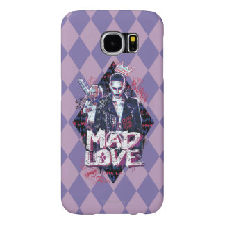 Suicide Squad | Mad Love Samsung Galaxy S6 Cases