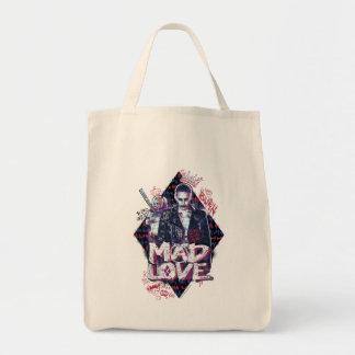 Suicide Squad | Mad Love Tote Bag