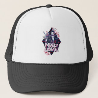 Suicide Squad | Mad Love Trucker Hat