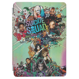 Suicide Squad | Mushroom Cloud Explosion iPad Air Cover