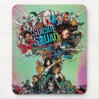 Suicide Squad | Mushroom Cloud Explosion Mouse Mat