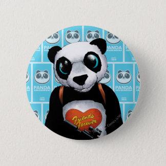 Suicide Squad | Panda 6 Cm Round Badge