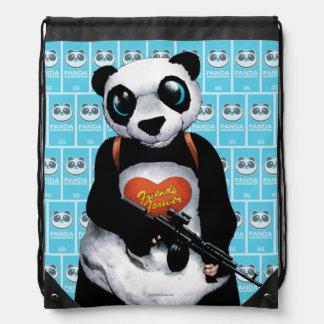 Suicide Squad | Panda Drawstring Bag
