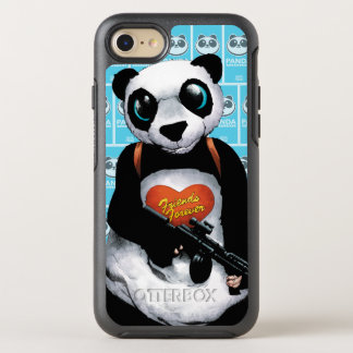 Suicide Squad | Panda OtterBox Symmetry iPhone 8/7 Case