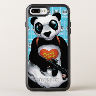 Suicide Squad | Panda OtterBox Symmetry iPhone 8 Plus/7 Plus Case