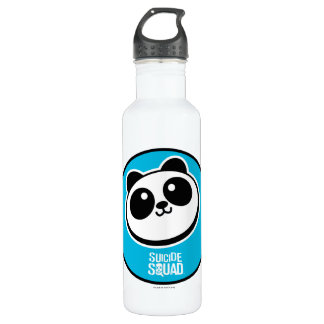 Suicide Squad | Panda Purveyors Logo 710 Ml Water Bottle