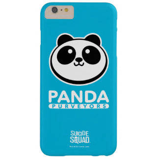 Suicide Squad | Panda Purveyors Logo Barely There iPhone 6 Plus Case