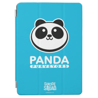 Suicide Squad | Panda Purveyors Logo iPad Air Cover
