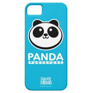Suicide Squad | Panda Purveyors Logo iPhone 5 Cover