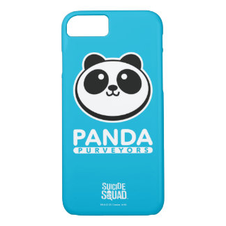 Suicide Squad | Panda Purveyors Logo iPhone 8/7 Case