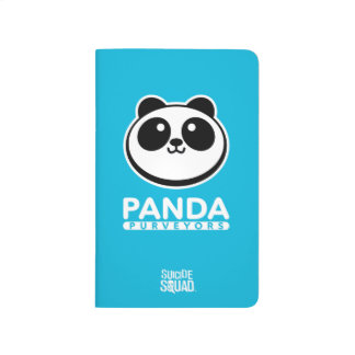 Suicide Squad | Panda Purveyors Logo Journal