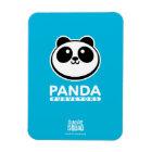 Suicide Squad | Panda Purveyors Logo Magnet