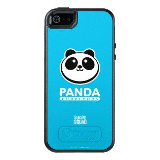 Suicide Squad | Panda Purveyors Logo OtterBox iPhone 5/5s/SE Case