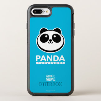 Suicide Squad | Panda Purveyors Logo OtterBox Symmetry iPhone 8 Plus/7 Plus Case