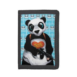 Suicide Squad | Panda Tri-fold Wallets