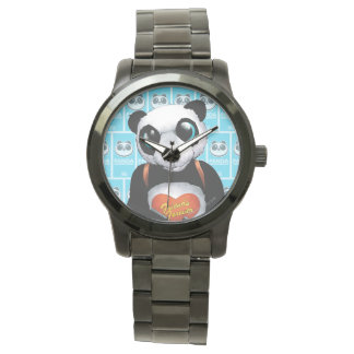 Suicide Squad   Panda Wrist Watches