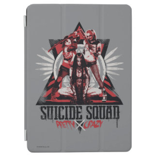 Suicide Squad | Pretty Crazy Squad Girls iPad Air Cover