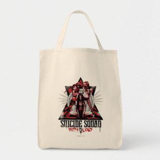 Suicide Squad | Pretty Crazy Squad Girls Tote Bag